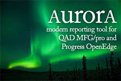 Aurora features for both users and programmers